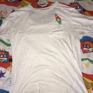 Parrot Pocket T-shirt